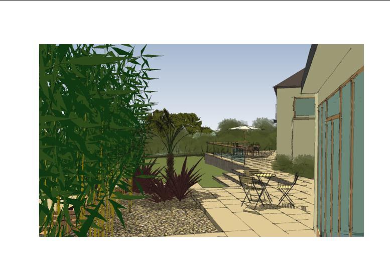 Derby, Leicester, Nottingham. Garden Design.