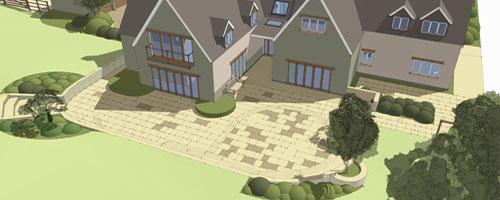 Landscape architecture nottingham loughborough derby for Garden design nottingham