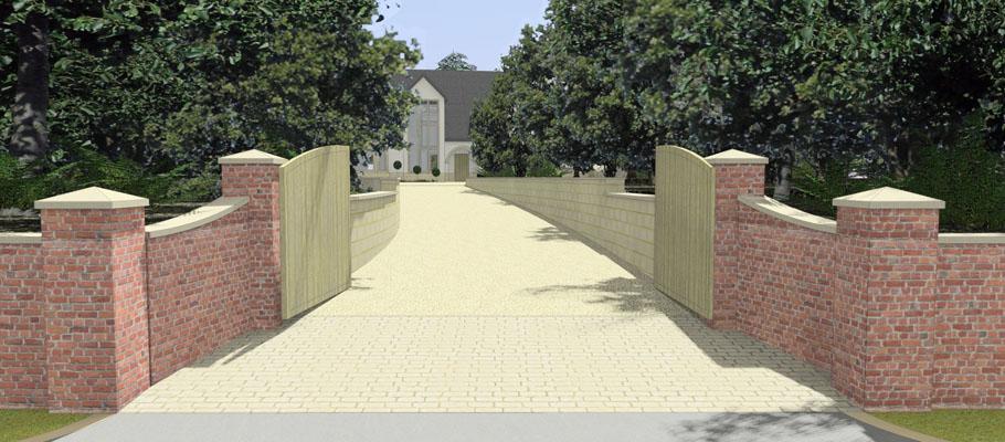Landscape and garden design leicester nottinghamshire for Garden design derbyshire