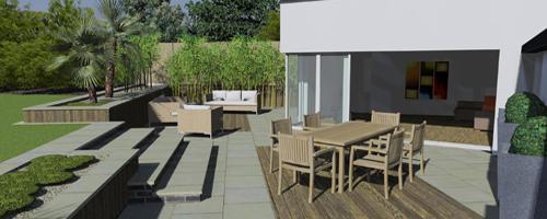 Garden Design Portfolio. Leicester, Nottingham, Loughborough, Derby ...